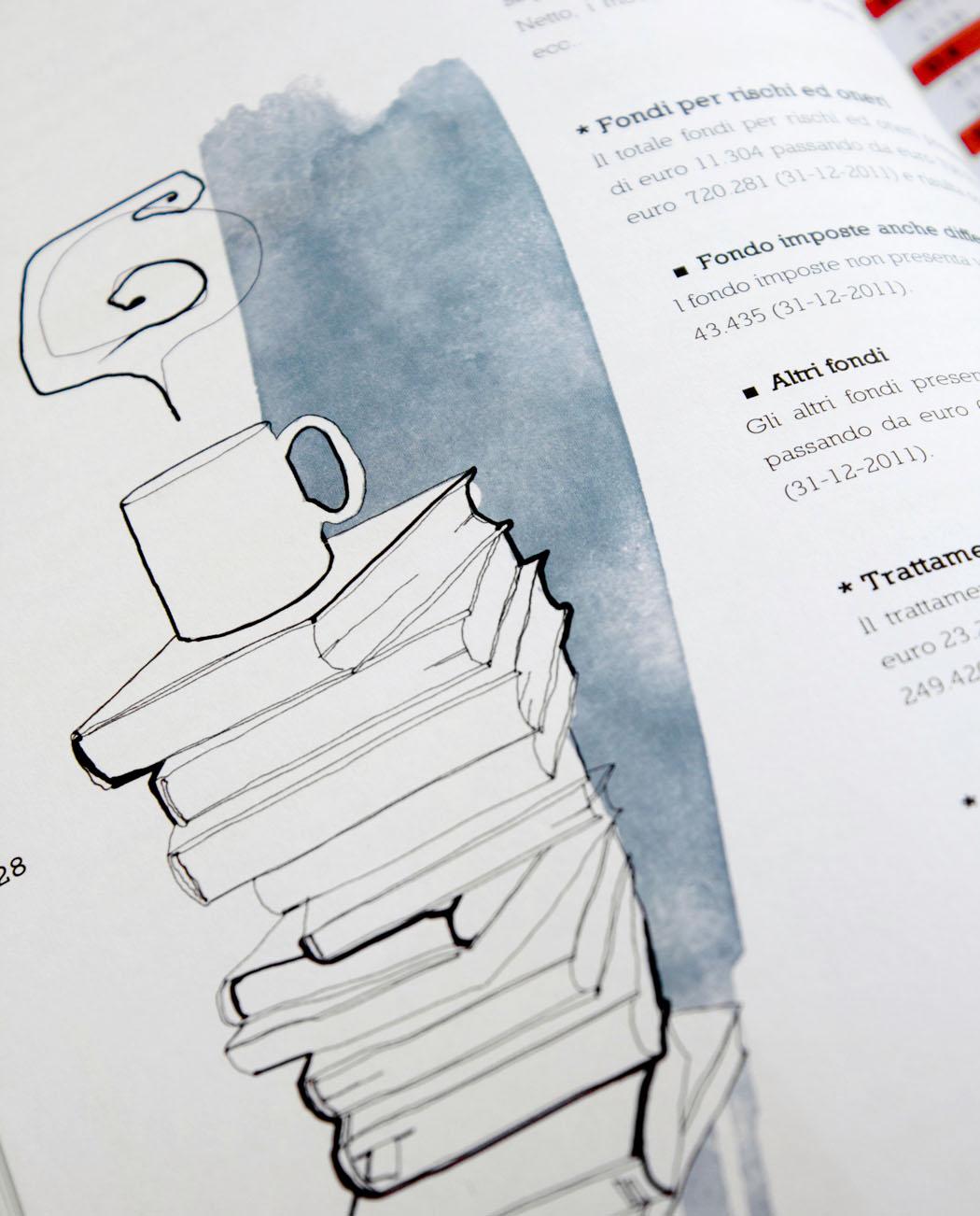 Bilancio di Esercizio 2012 | Opificio V