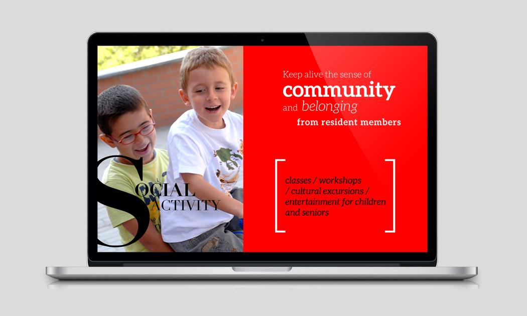 Web Brochure | Opificio V