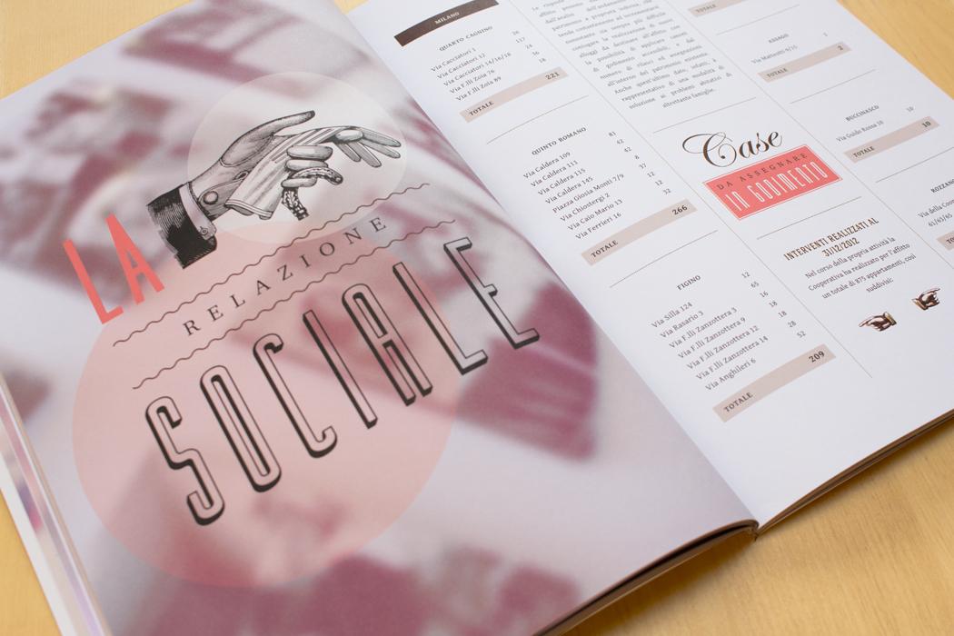 Bilancio Sociale 2013 | Opificio V