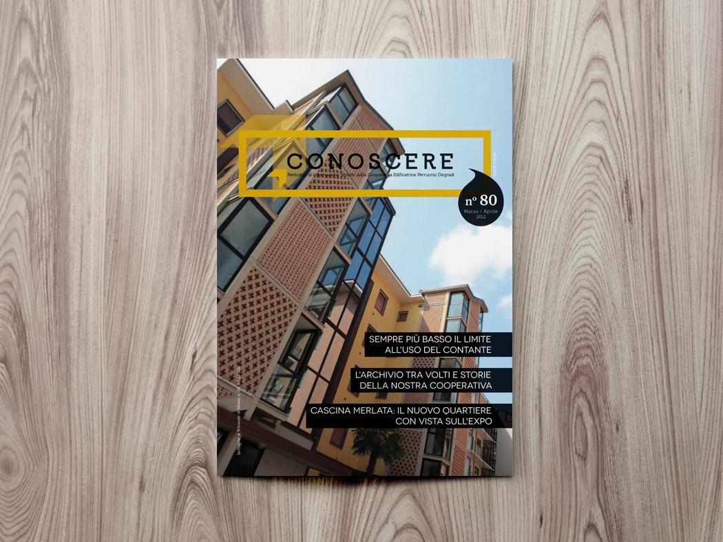 Conoscere Magazine | Opificio V